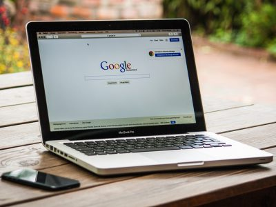 Zoekmachines zoals Google